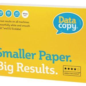 Kopipapir DATA COPY 80g A5 (500)