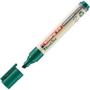 Whiteboardpenn EDDING 29 EcoLine grønn