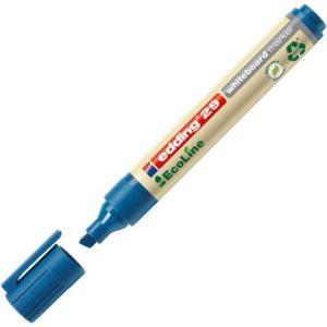 Whiteboardpenn EDDING 29 EcoLine blå