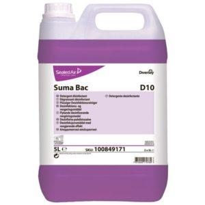 Desinfeksjon SUMA Bac D10 5L