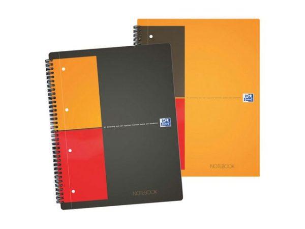 Notatbok OXFORD Int. Notebook A4+ linje