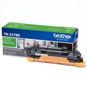 Toner BROTHER TN247BK sort
