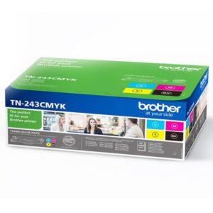 Toner BROTHER TN243CMYK value pack