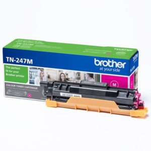 Toner BROTHER TN247M magenta