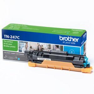 Toner BROTHER TN247C cyan