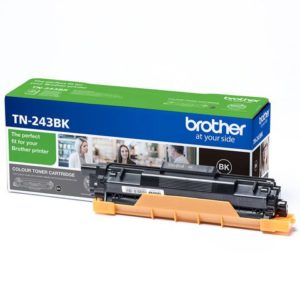 Toner BROTHER TN243BK sort