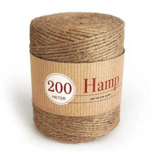 Hamp PAT 200m brun