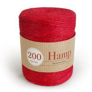 Hamp PAT 200m rød