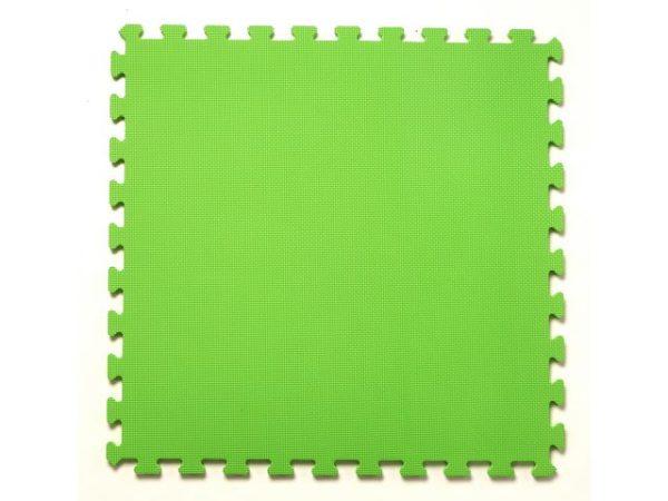 Gulv-/lekematte 60x60cm grønn