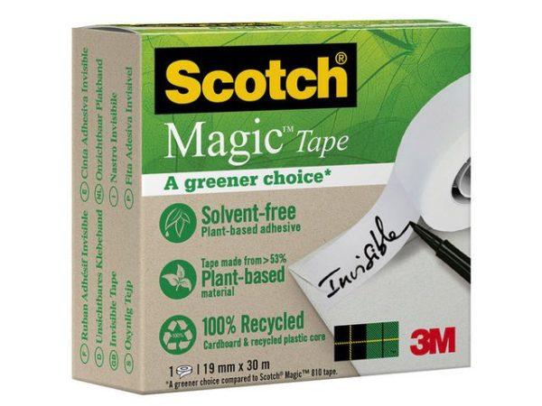 Tape SCOTCH Magic Greener 19mmx30m