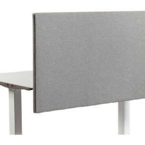 Bordskjerm KENSON absorbent 120x70cm gr