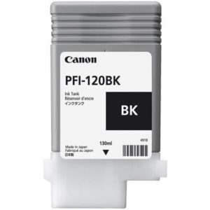Blekk CANON PFI-120 BK