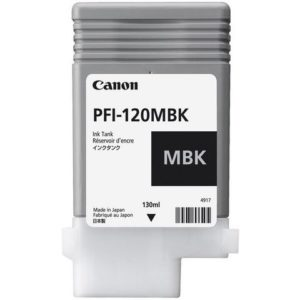 Blekk CANON PFI-120 MBK