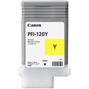 Blekk CANON PFI-120 Y