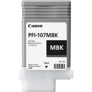Blekk CANON PFI-107 MBK