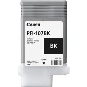 Blekk CANON PFI-107 BK