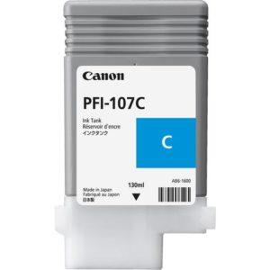 Blekk CANON PFI-107 C