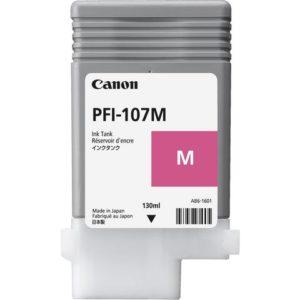Blekk CANON PFI-107 M