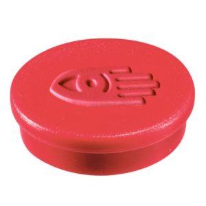 Magnet LEGAMASTER 30mm rød (10)
