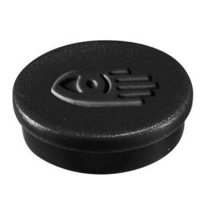 Magnet LEGAMASTER 20mm sort (10)
