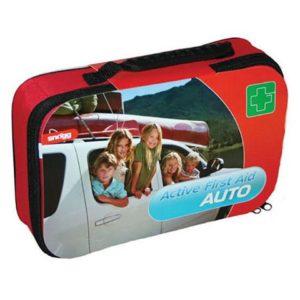 Veske Active First Aid Auto