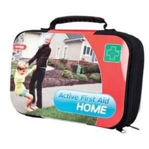 Veske Active First Aid Home