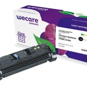 Toner WECARE HP C9700A/ Q3960A Svart
