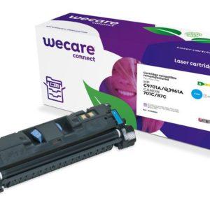 Toner WECARE HP C9701A/Q3961A Cyan