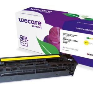 Toner WECARE HP CB542A/CANON 1977B002 G