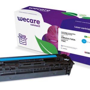 Toner WECARE HP CB541A/CANON 1979B002 C