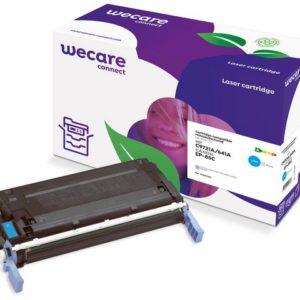 Toner WECARE HP C9721A/CANON 6824A004 C