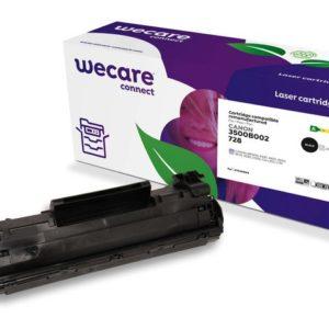 Toner WECARE CANON 3500B002 Svart