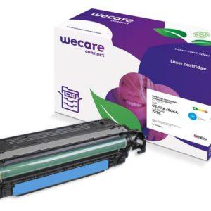 Toner WECARE HP CE251A/CANON 2643B002 C