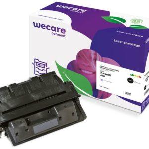 Toner WECARE HP C8061X Svart