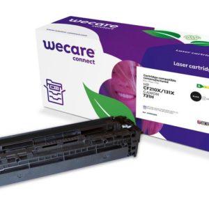 Toner WECARE HP 210X/CANON 731H Svart