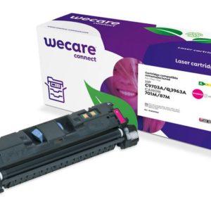 Toner WECARE HP C9703A/Q3963A Magenta