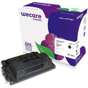 Toner WECARE HP CC364A Svart