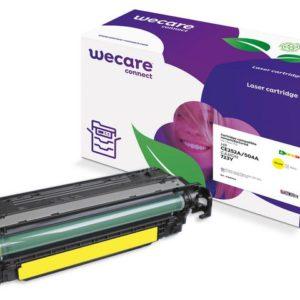 Toner WECARE HP CE252A/CANON 2641B002 G
