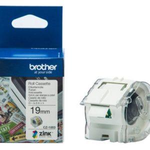 Etikett BROTHER CZ1003 19mm