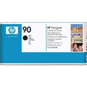 Skrivehode HP m/rens 90 sort C5054A sor