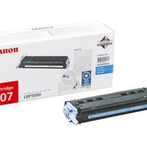 Toner CANON 707C LBP-5000 2K blå