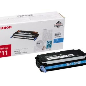 Toner CANON 711 LBP 5300 6K blå