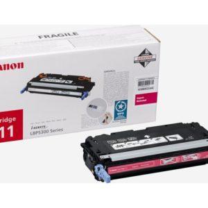 Toner CANON 711 LBP 5300 6K rød
