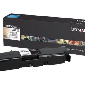 Avfallsbeholder LEXMARK C930X76G 30K