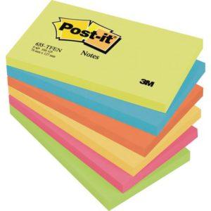 POST-IT notatblokk 76x127mm ultra (6)