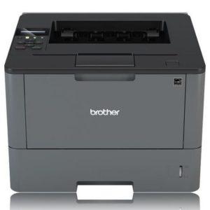 Skriver BROTHER HL-L5200DW laser mono