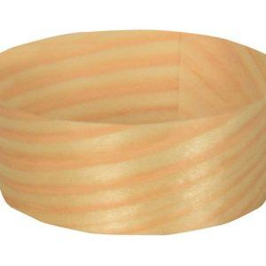 Demoskål PURE tre rund Ø5x2cm (50)