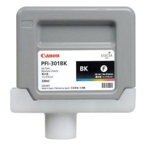 Blekk CANON PFI-301 BK