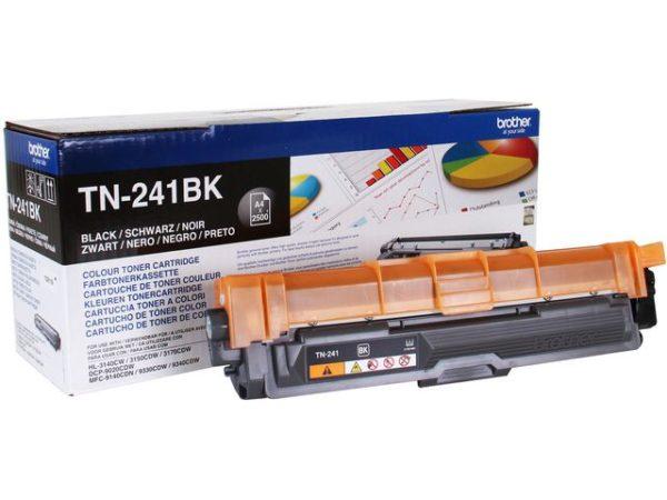 Toner BROTHER TN241BK 2.5K sort