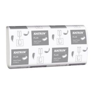 Tørkeark KATRIN Plus c-fold 2L (2400)